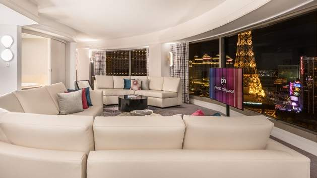 Planet Hollywood Las Vegas Ultra Hip 2 Bedroom Panorama Suite 1