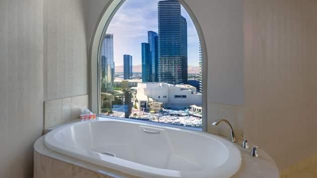 Planet Hollywood Las Vegas Ultra Resort Vista Room