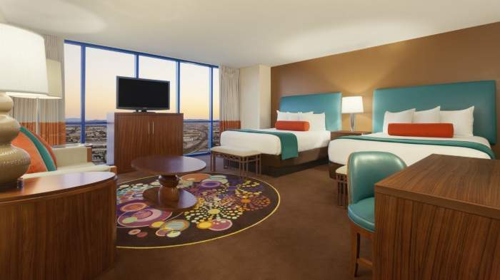 Rio Las Vegas Luxury Suite 2 Queens