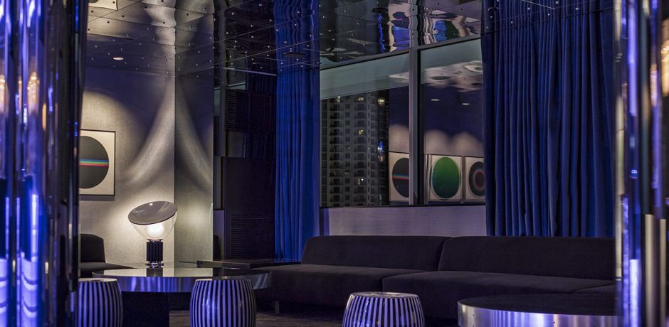 SLS Las Vegas Story Penthouse
