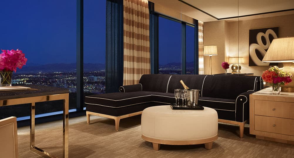 Encore Las Vegas Panoramic Suite