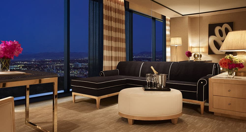 Encore Las Vegas Resort Suite