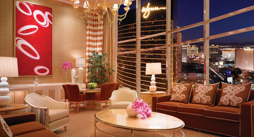 Encore Las Vegas Three Bedroom Duplex