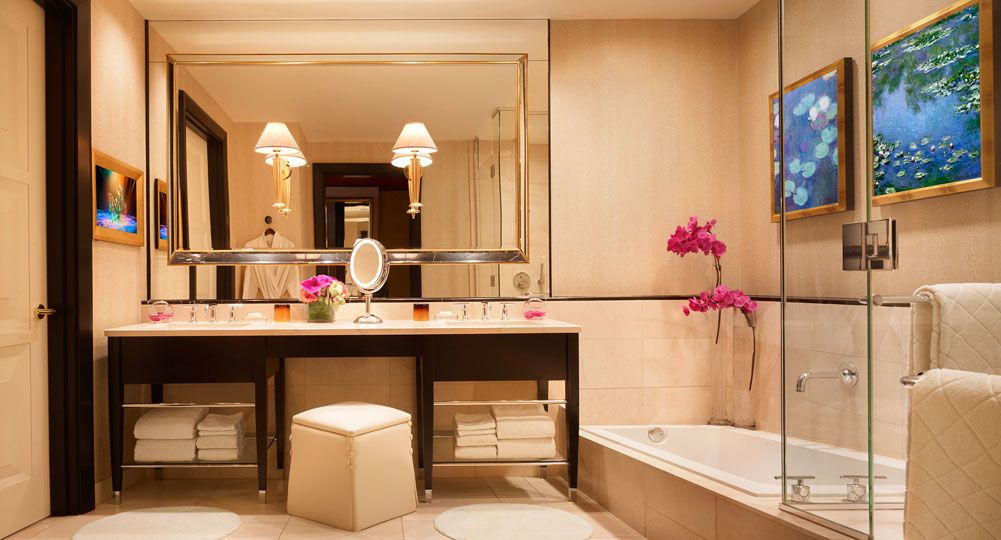 Encore Las Vegas Tower King Suite Bathroom