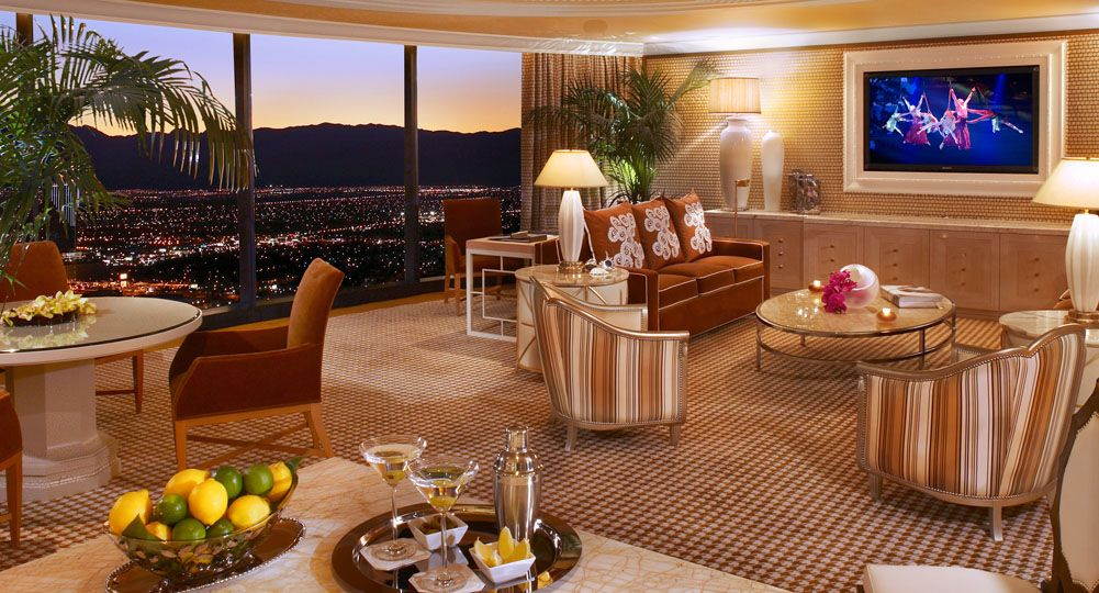 Encore Las Vegas Two Bedroom Appartment