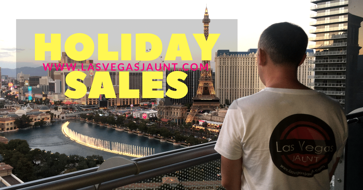 Las Vegas Black Friday Cyber Monday Sale 2020