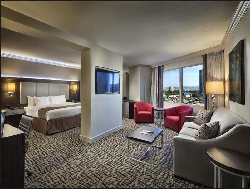 The Strat Las Vegas Boulevard Suite