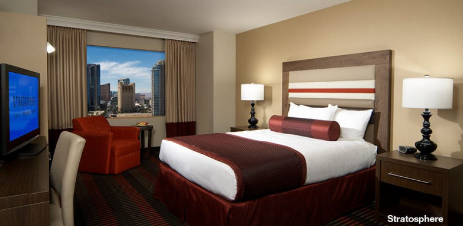 Stratosphere Las Vegas Select Room 1 King