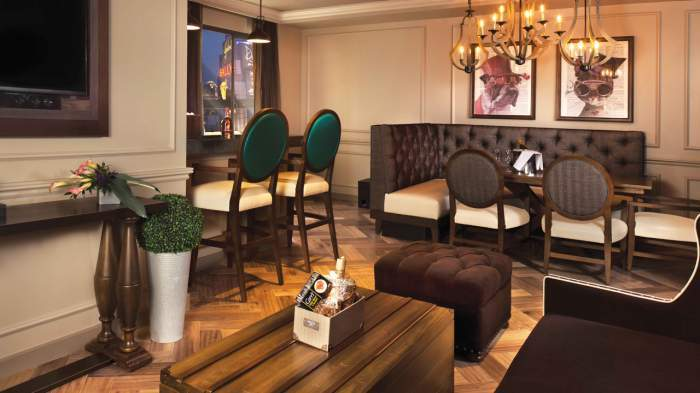 The Cromwell Las Vegas Boulevard Suite