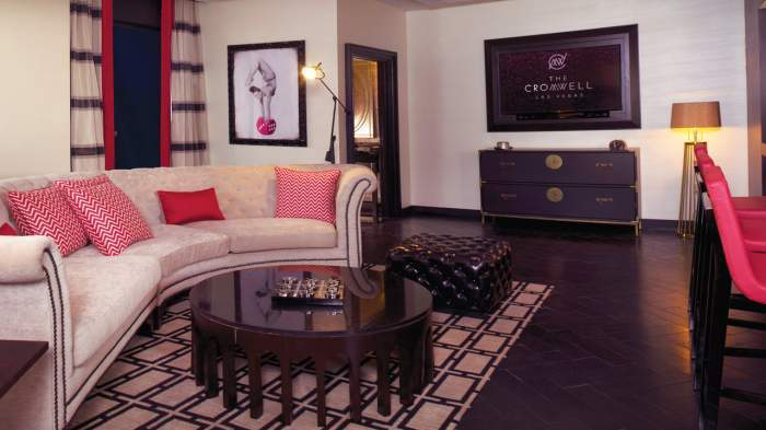 The Cromwell Las Vegas Gallery Suite