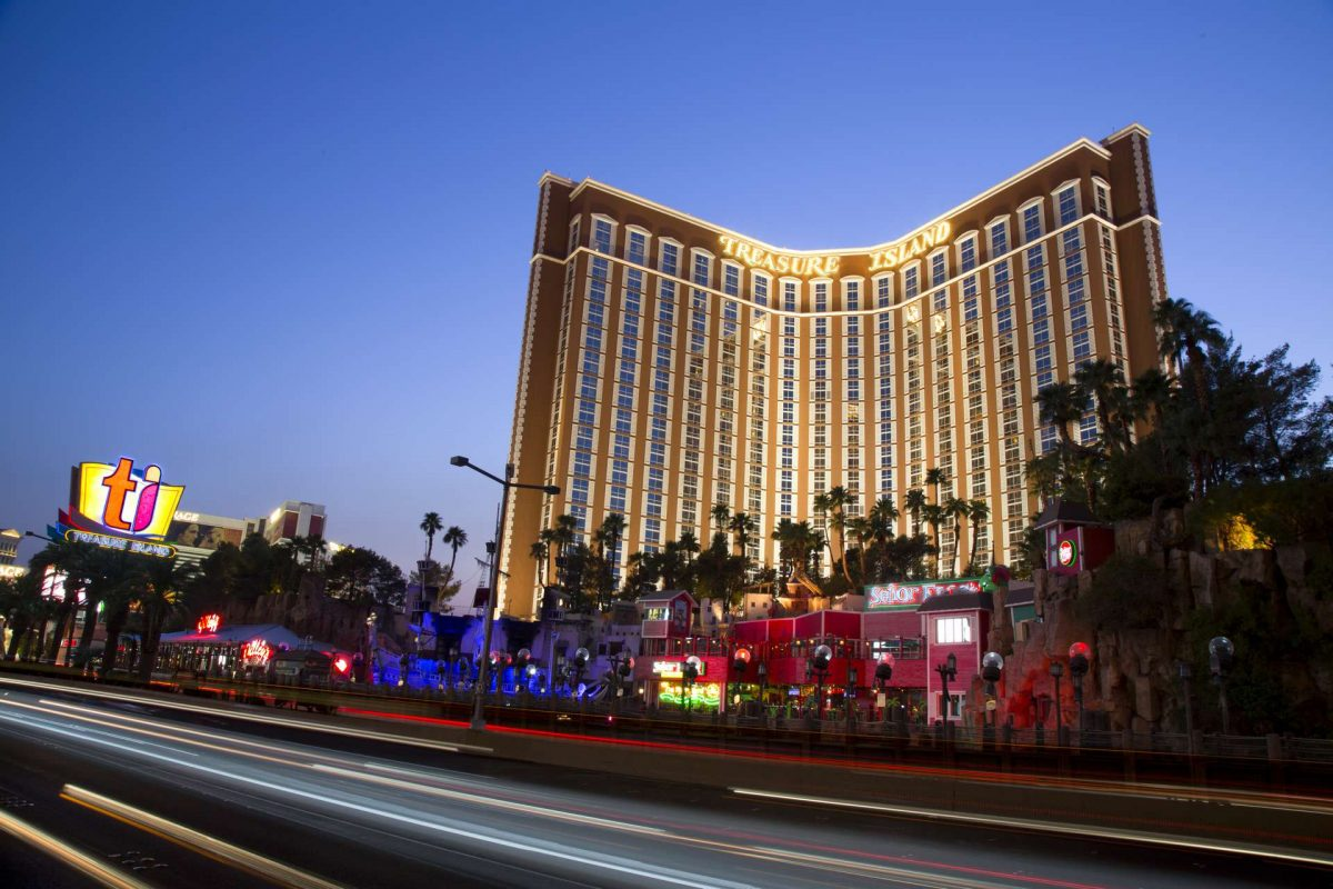 Treasure Island Hotel Las Vegas Deals & Promo Codes