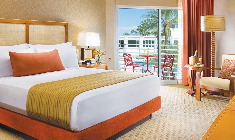 Tropicana Las Vegas Bungalow Deluxe Room