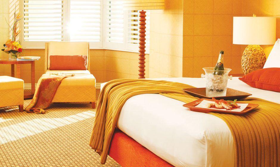 Tropicana Las Vegas Club Spa Suite