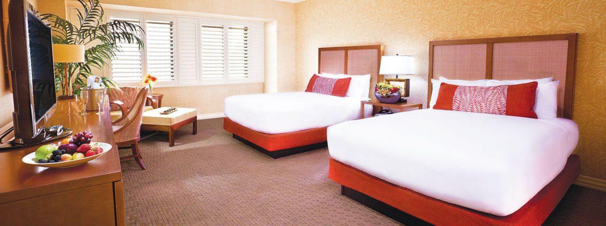 Tropicana Las Vegas Paradise Deluxe Room