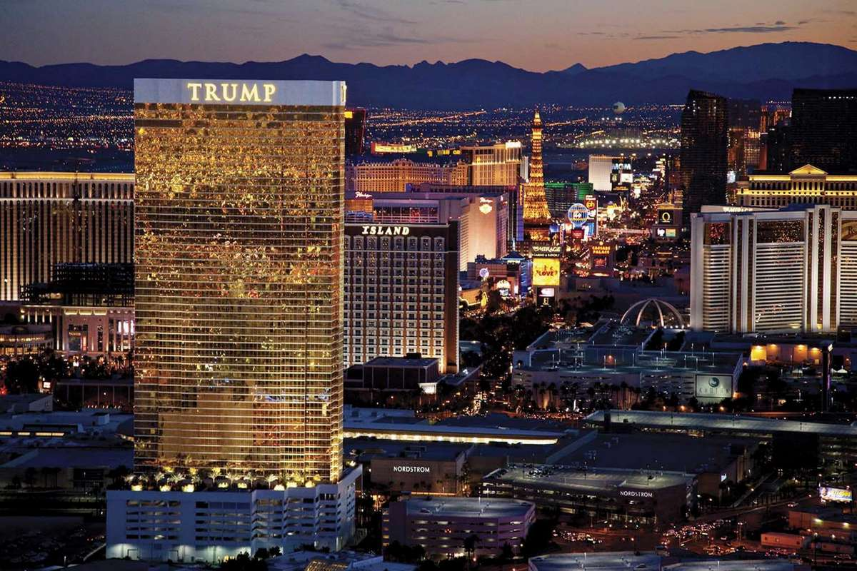 Trump Hotel Las Vegas Deals & Promo Codes