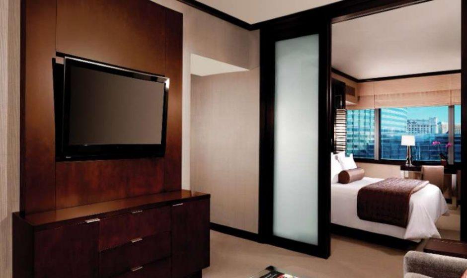 Vdara Las Vegas City Corner Suite