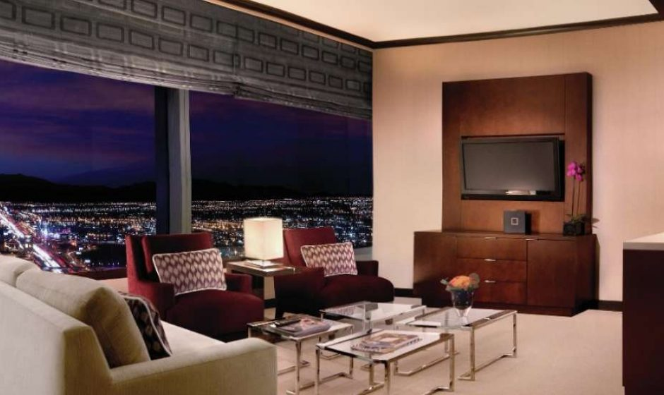 Vdara Las Vegas One Bedroom Penthouse