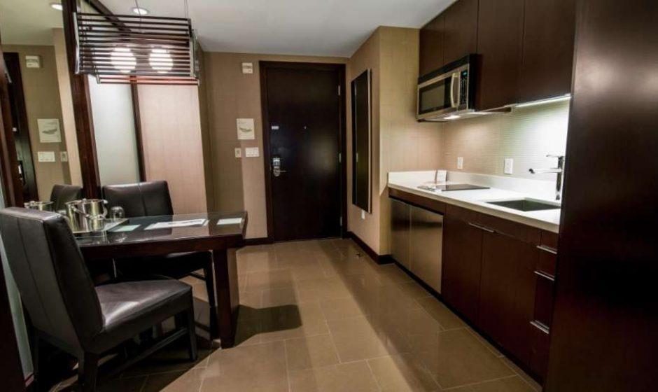 Vdara Las Vegas Studio Suite