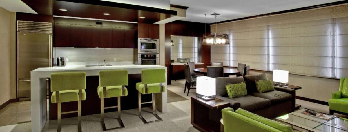 Vdara Las Vegas Two Bedroom Hospitality Suite