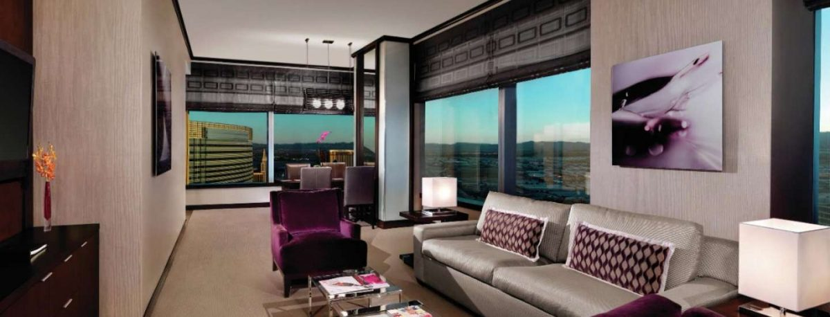 Vdara Las Vegas Two Bedroom Penthouse