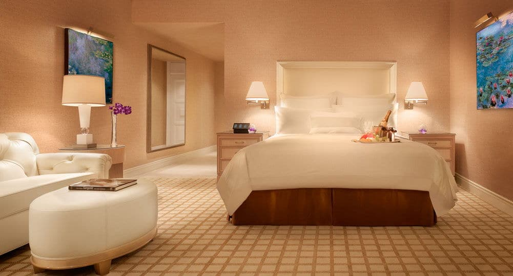 Wynn Las Vegas Deluxe Resort Room