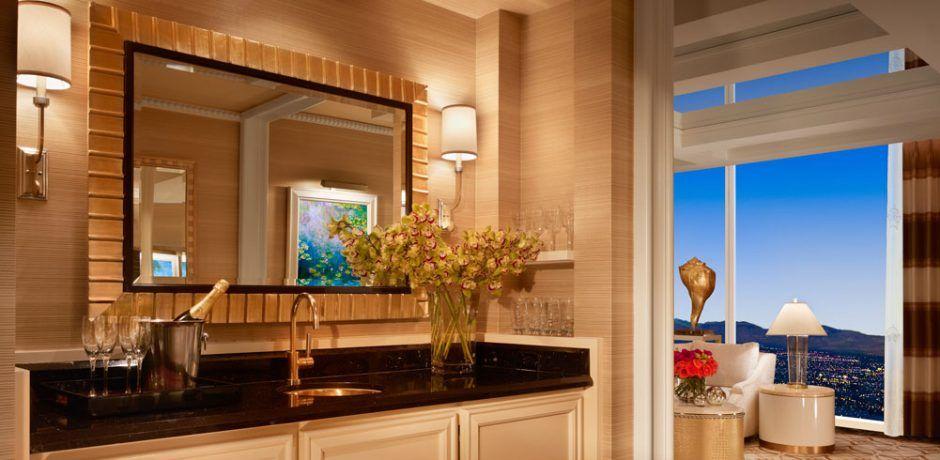 Wynn Las Vegas Parlor Suite