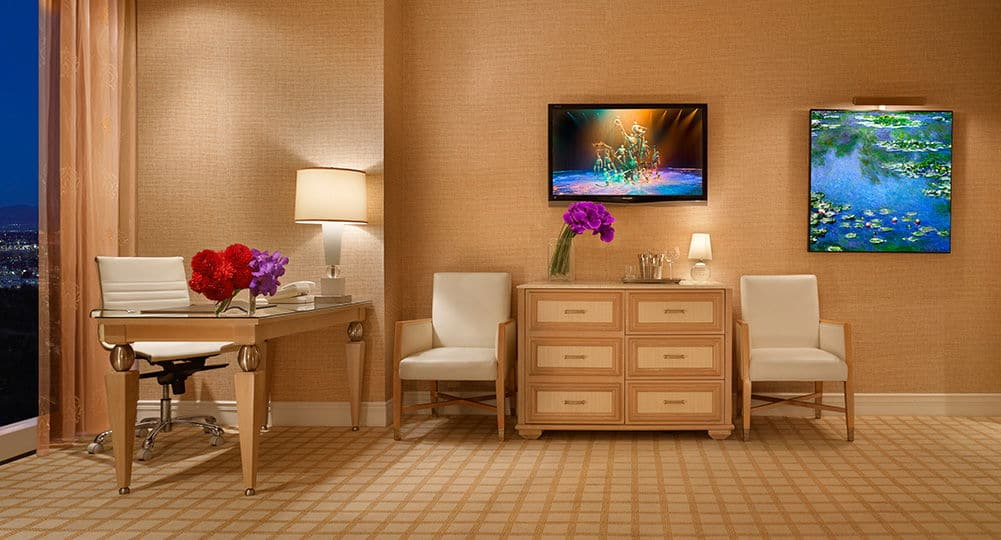 Wynn Las Vegas Tower Double Suite
