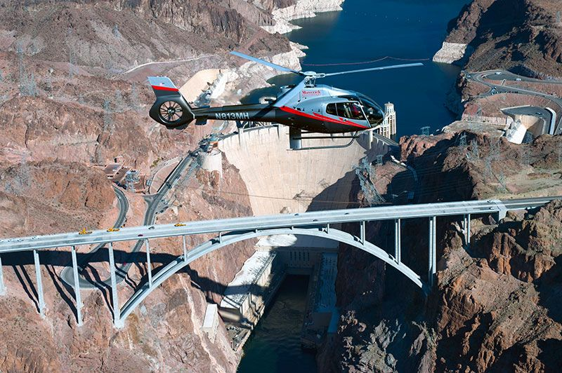 Hoover Dam Helicopter Tour