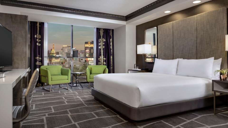 Luxor Las Vegas Tower Premium Room