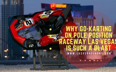 Go-Karting Pole Position Raceway Las Vegas Discount
