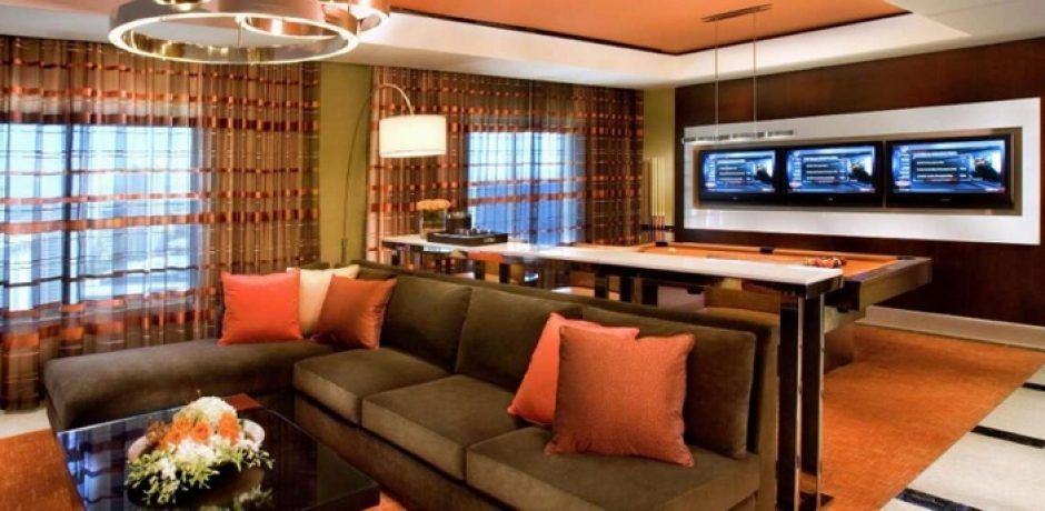 Monte Carlo Park MGM Las Vegas Hotel32 One Bedroom Penthouse
