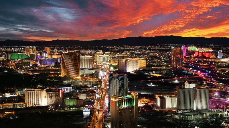 Stratosphere Las Vegas Observation Deck