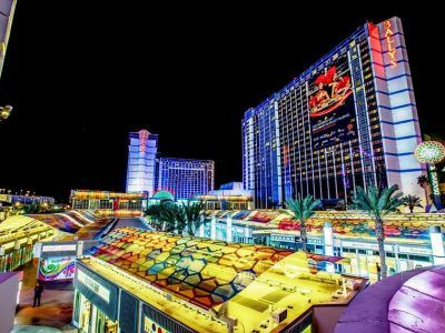 Bally's Las Vegas Hotel Casino