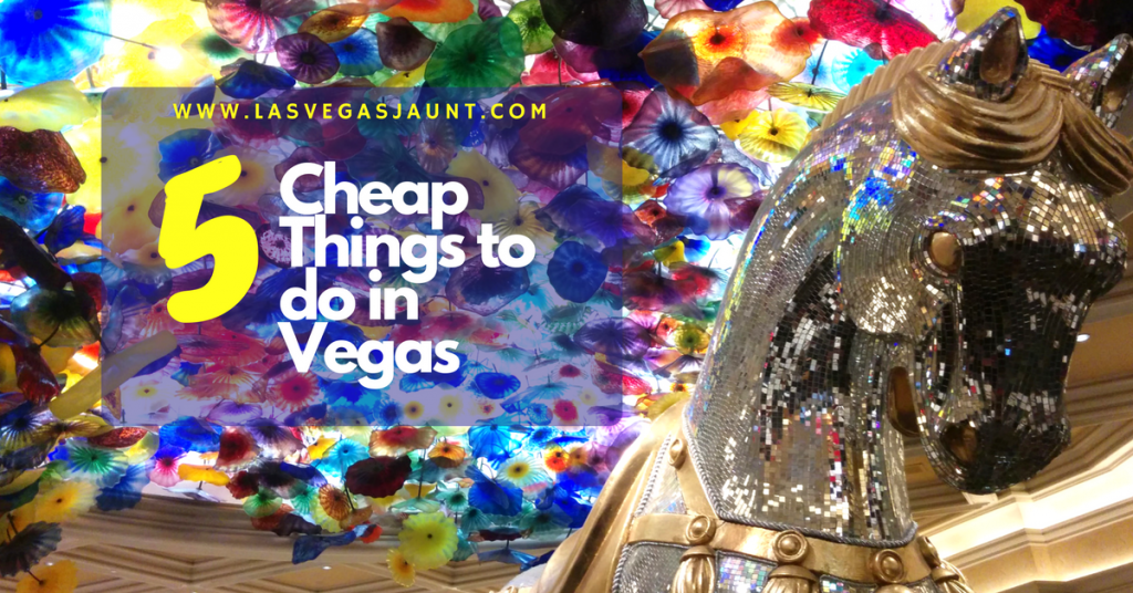 Cheap Things to do in Vegas