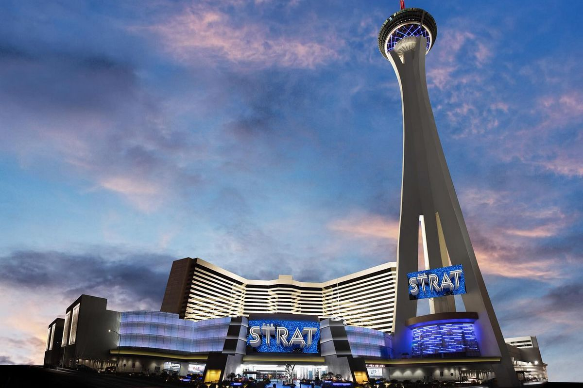 The Strat Hotel Las Vegas Deals & Promo Codes