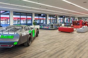 Exotics Car Racing Las Vegas Lobby