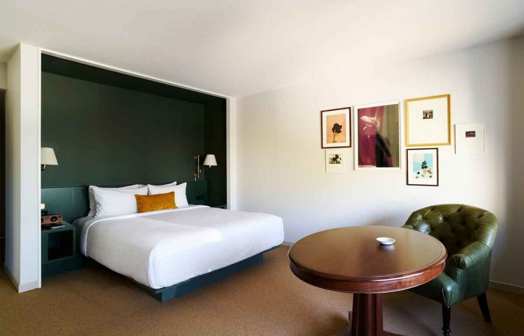 Park MGM Las Vegas King Room