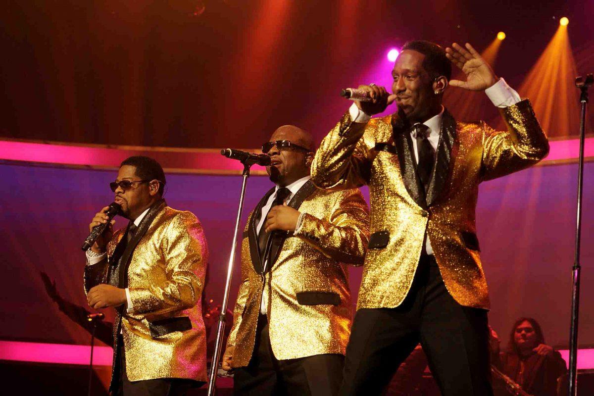 Boyz II Men Las Vegas Discount Tickets