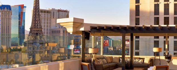 Nobu Hotel at Caesars Palace Las Vegas
