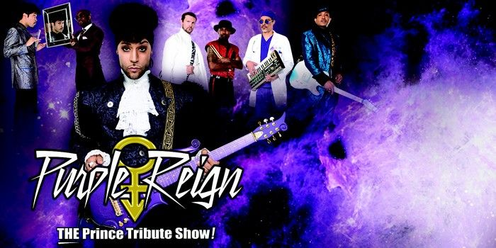 Purple Reign the Prince Tribute Show Discount Tickets