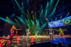 Beatles Love Cirque Du Soleil Las Vegas