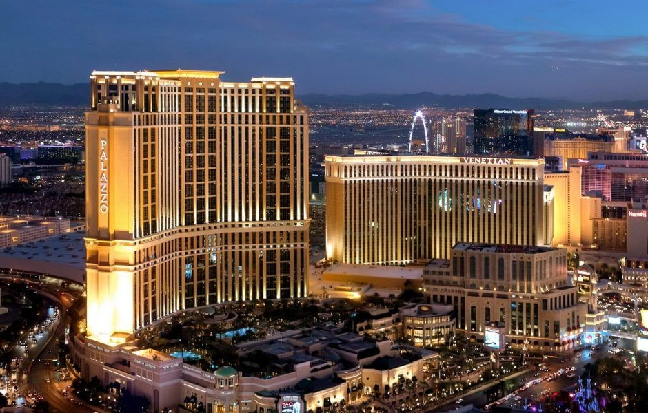 The Palazzo Las Vegas Hotel Casino