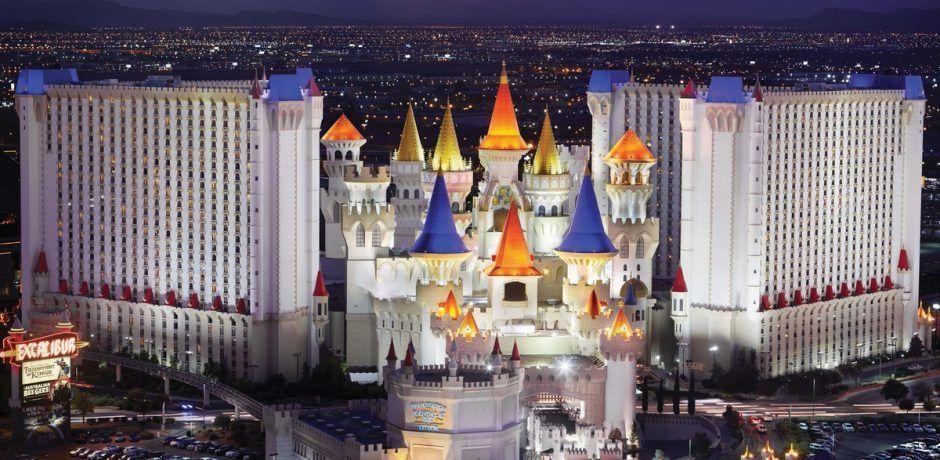 Excalibur Las Vegas Exterior