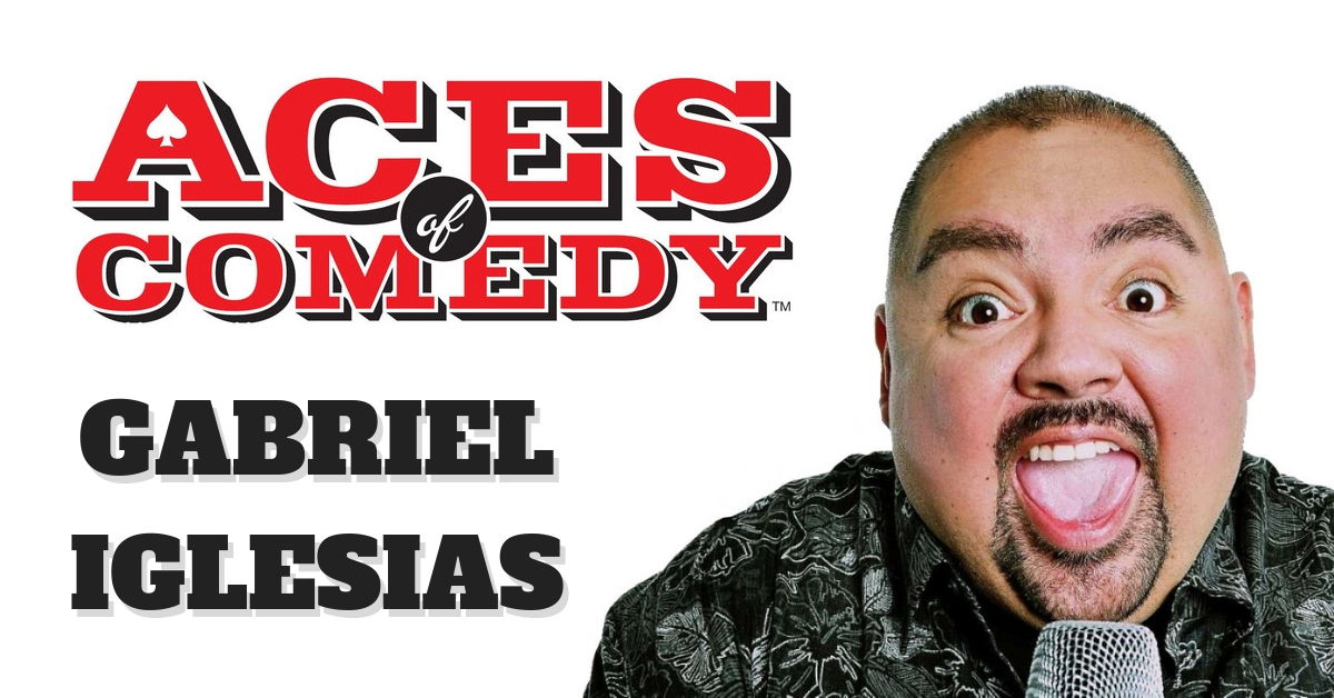 Aces of Comedy Gabriel Iglesias Show Las Vegas Tickets