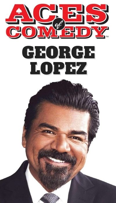 Aces of Comedy George Lopez Show Las Vegas Discount Tickets