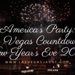 America's Party Las Vegas Countdown to New Year's 2019