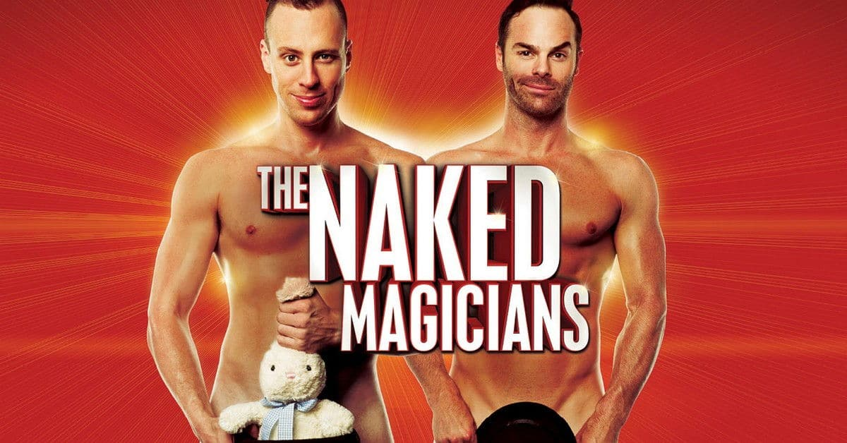 The Naked Magicians Las Vegas Discount Tickets