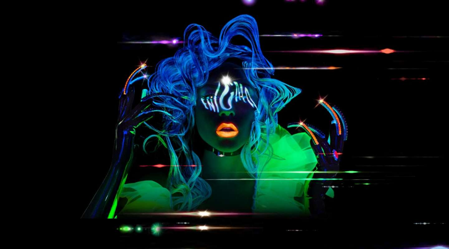 Lady Gaga Enigma + Jazz & Piano Park Theater Las Vegas