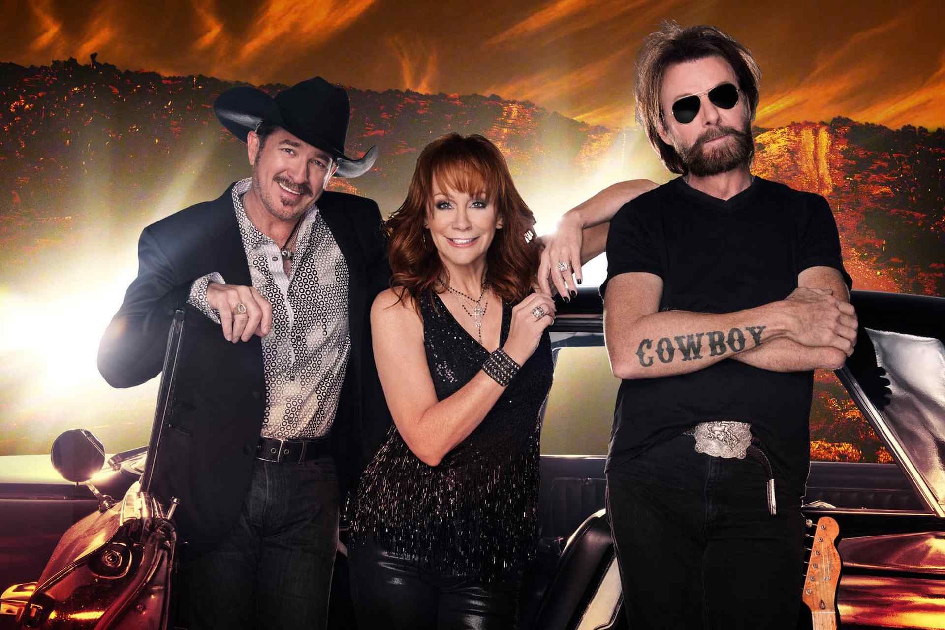 Reba, Brooks and Dunn