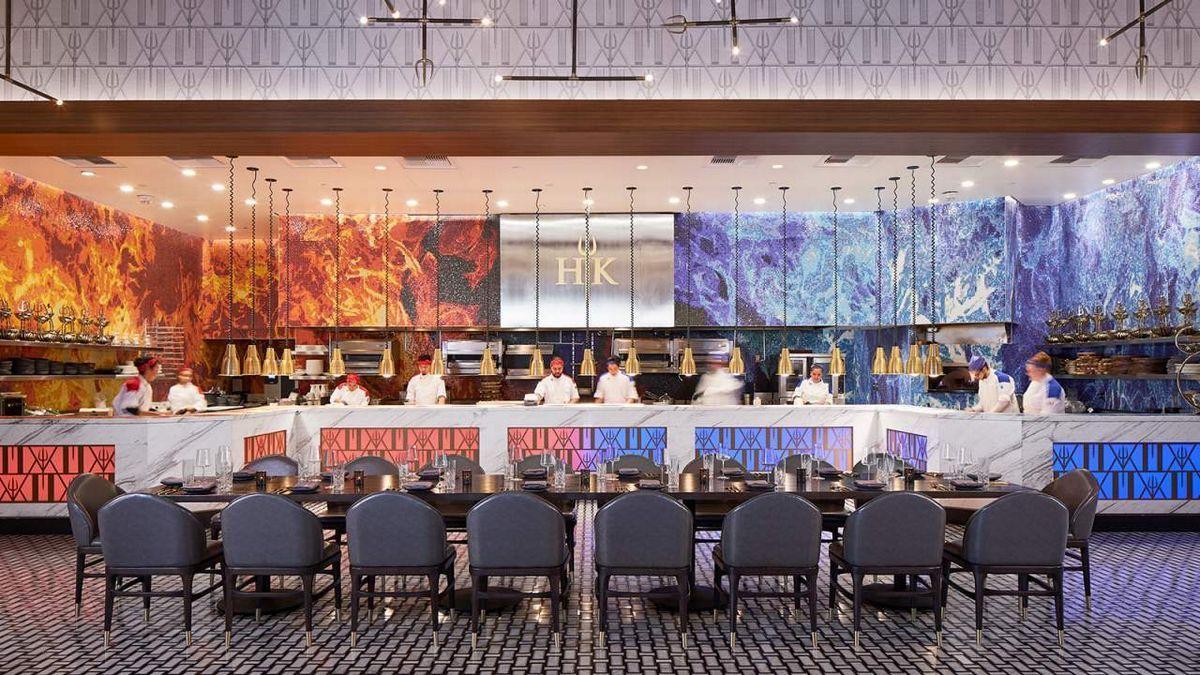 Hell's Kitchen Caesars Palace Las Vegas